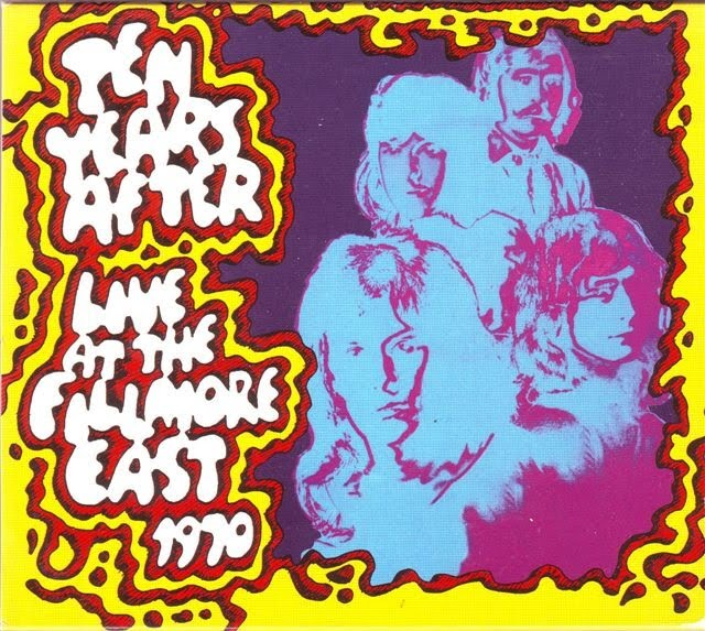Live At The Fillmore East 1970 Double Lp Live
